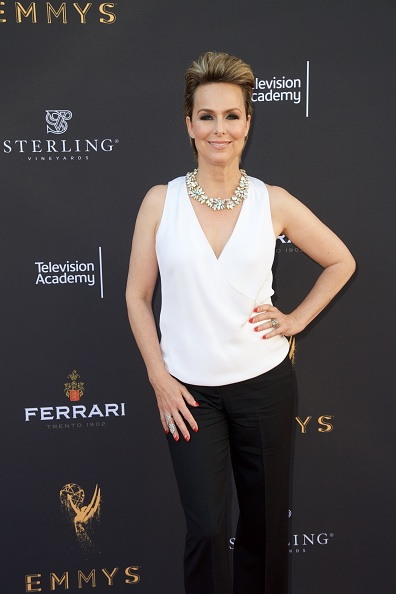 Melora Hardin 2017 Los Angeles Emmy Awards