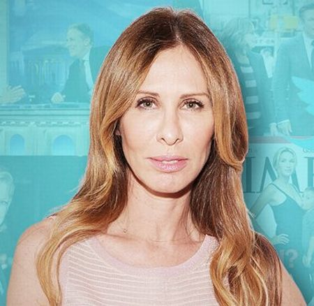 Carole Radziwill Facelift, Botox Photo
