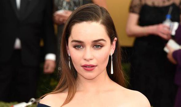 Emilia Clarke 2014 Video Game of Thrones Interview