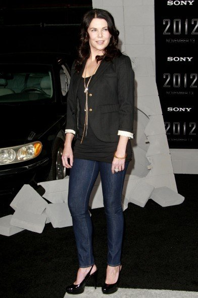 . Lauren Graham 2012 Sony Pictures Occasion.