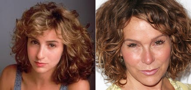 Jennifer Grey Nose Job Photos Before After