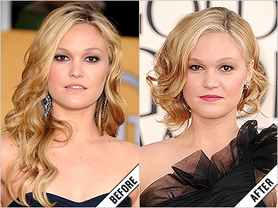 Julia Stiles Plastic Surgery, Boob Job