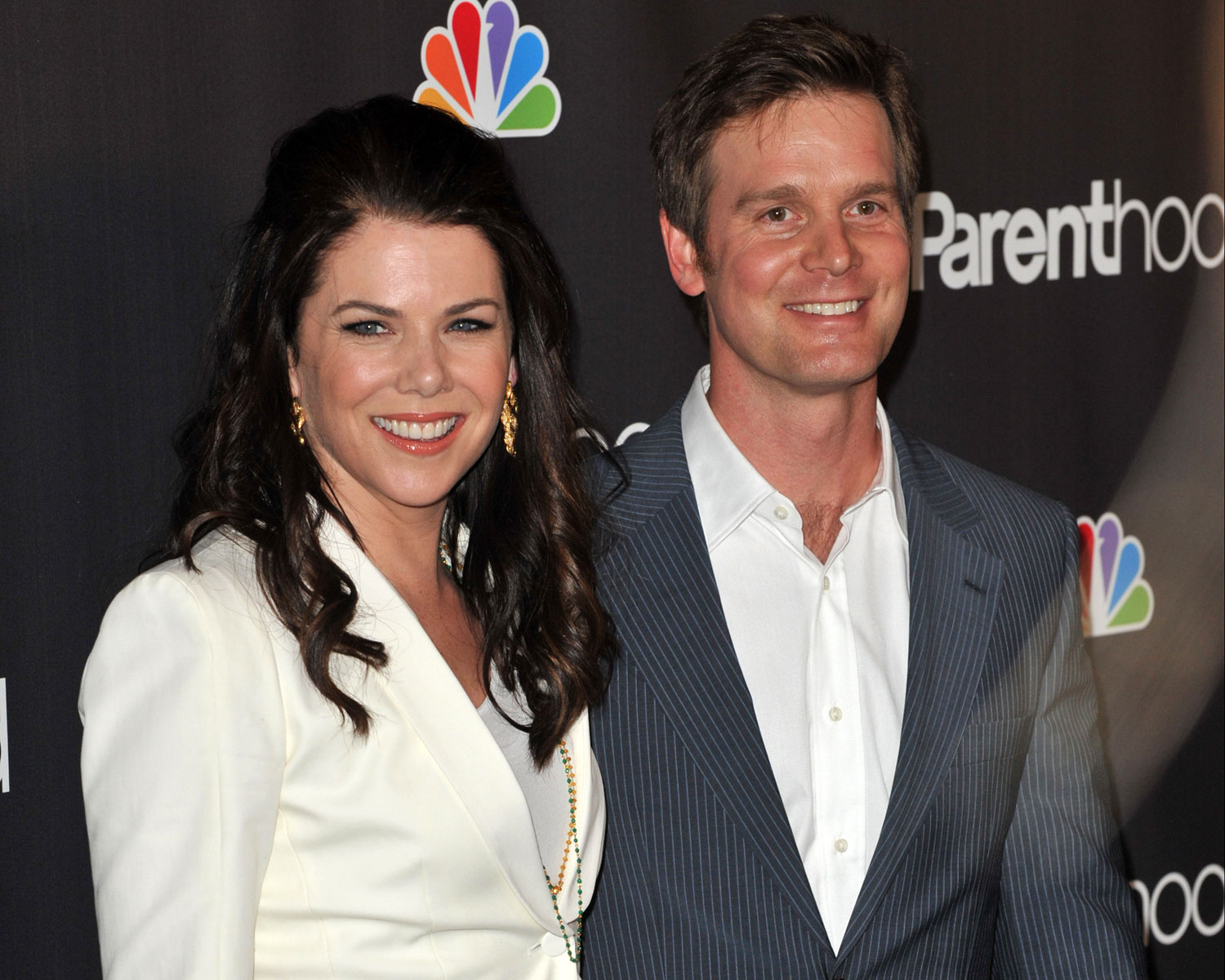 Lauren Graham 2017 Peter Krause.