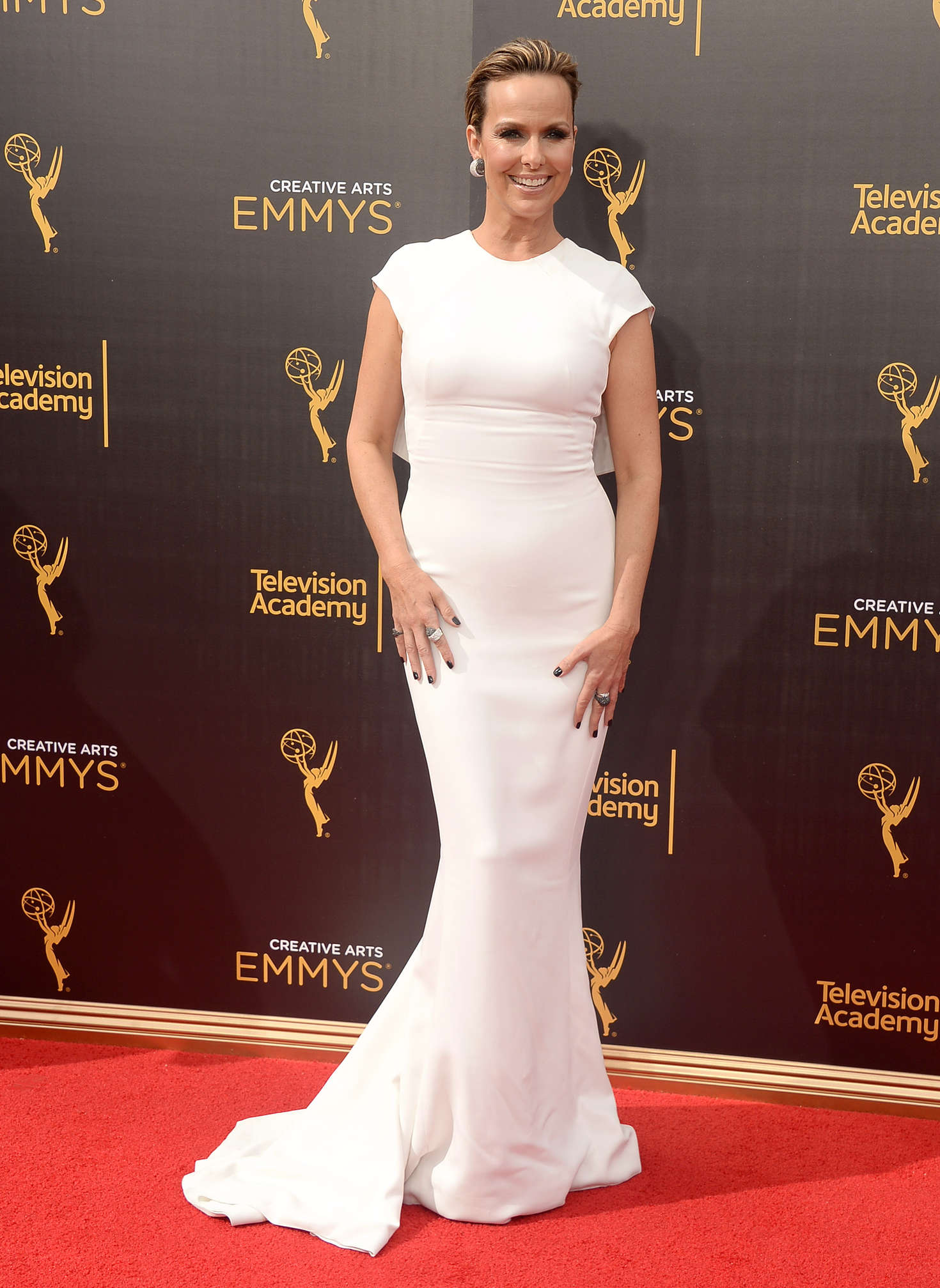 Melora Hardin 2016 Creative Arts Emmy Awars