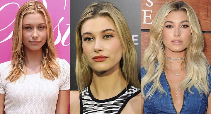 Hailey Baldwin plastic surgery
