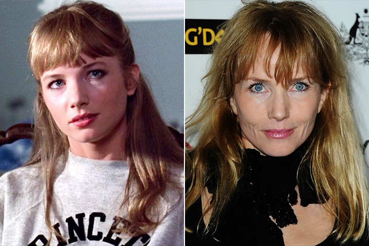 Rebecca De Mornay Facelift, Eyelift, Then and also Now Photo