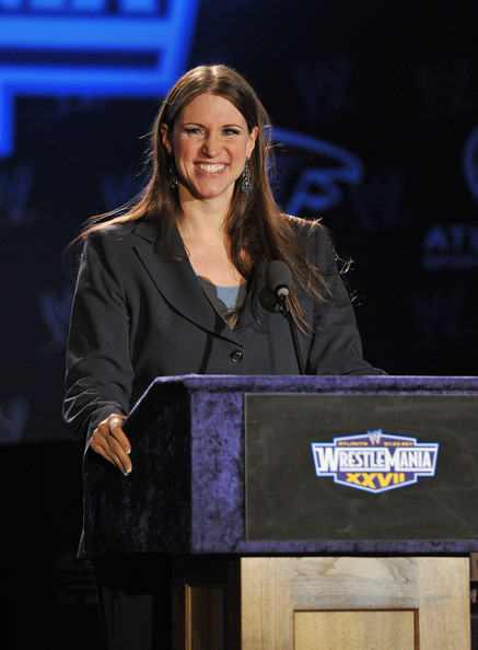 Stephanie McMahon WrestleMania