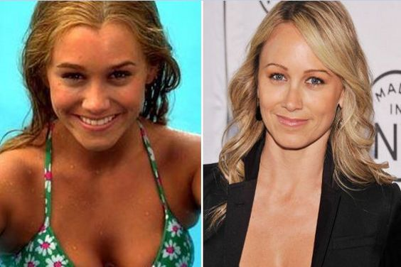 Christine Taylor Plastic Surgery: Before and After Botox, Boob Job Pics