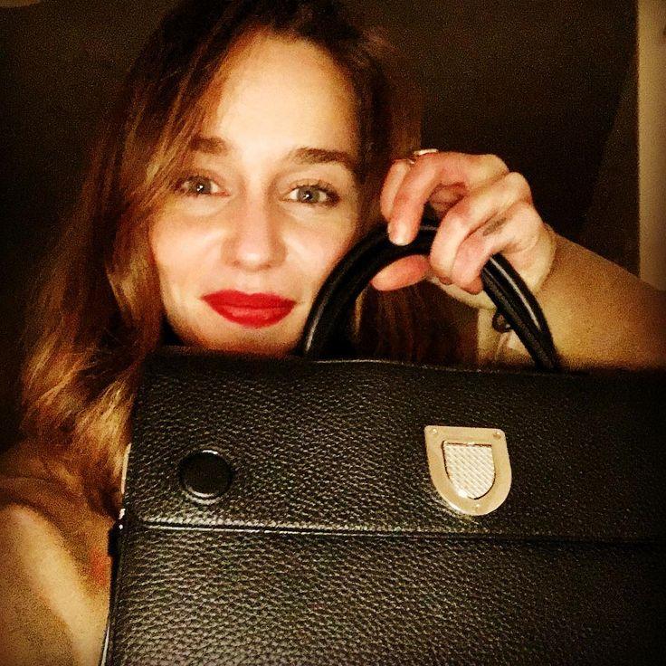 Emilia Clarke 2017 Instagram Account
