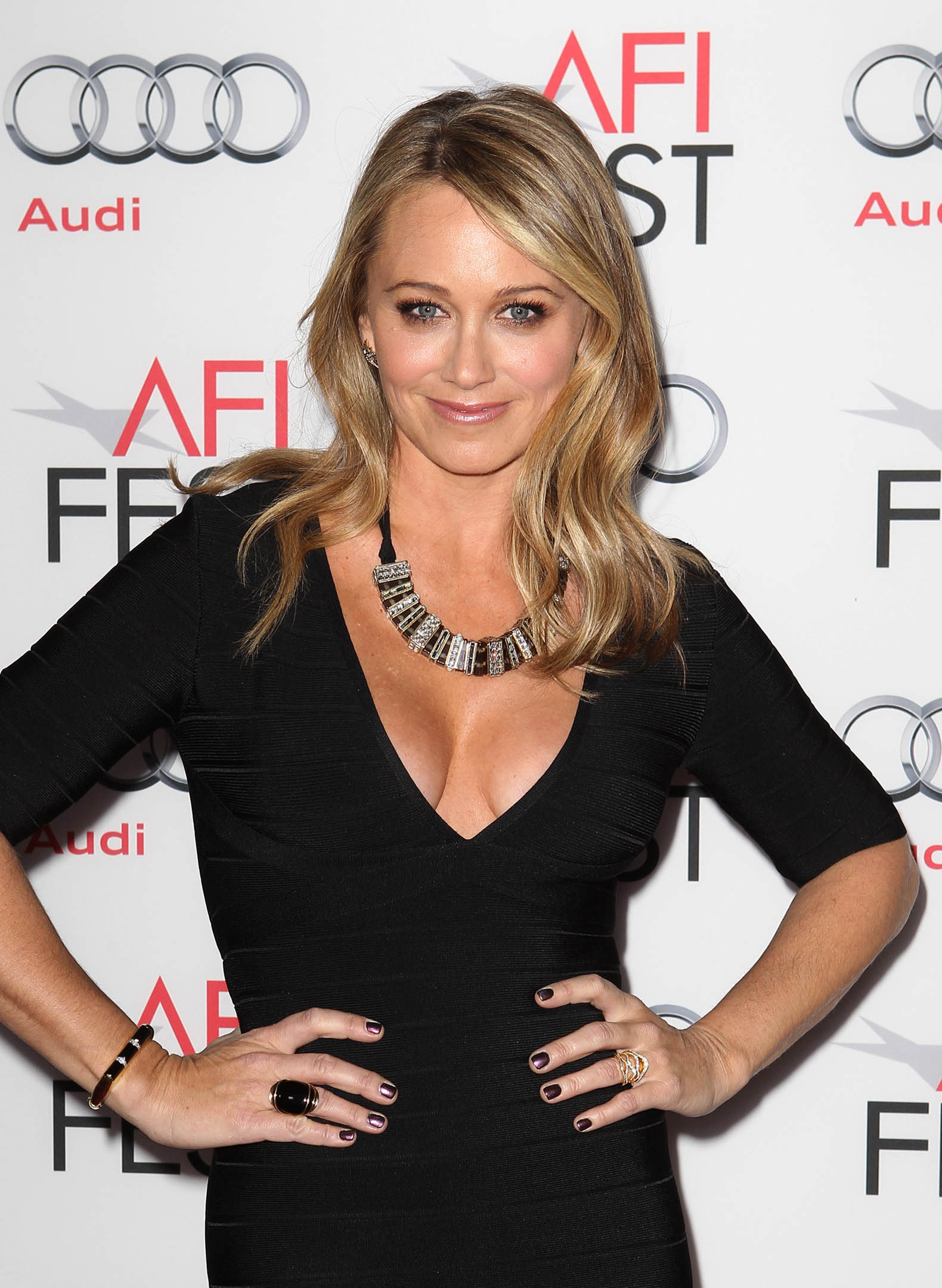 Christine Taylor Boob Job, After Photo