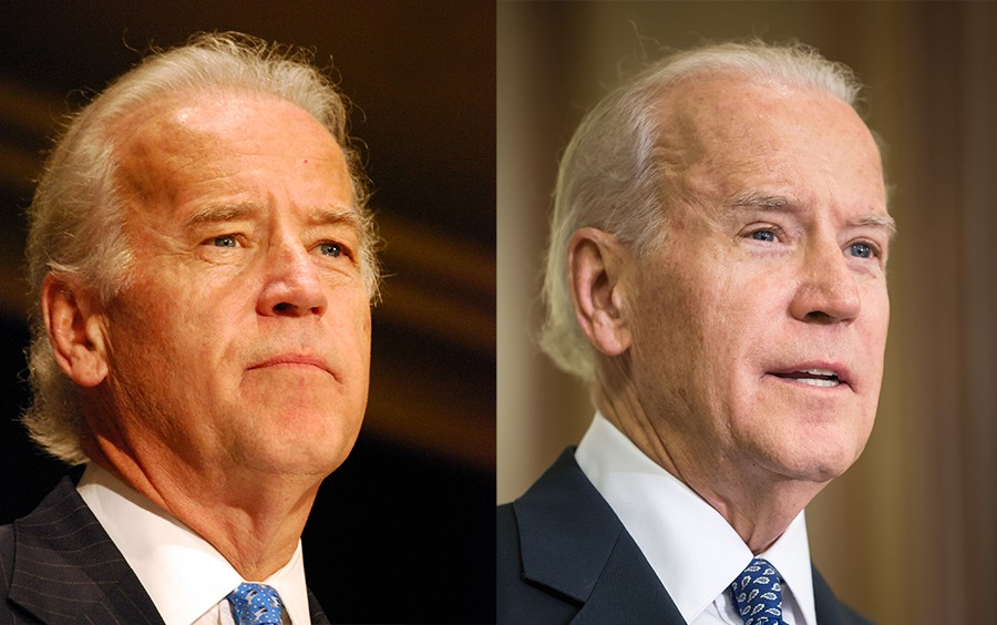 Joe Biden Plastic Surgery, Facelift Photo