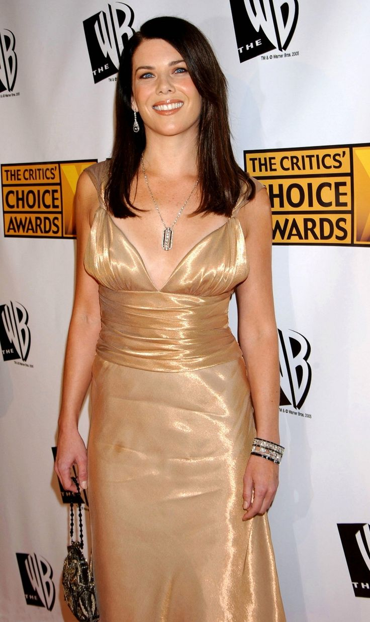 Lauren Graham 2005 Warner Bros Awards