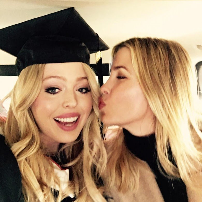 Tiffany Trump 2013 Star Pupil.