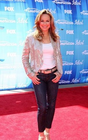 Melora Hardin 2012 American Idol Final Best