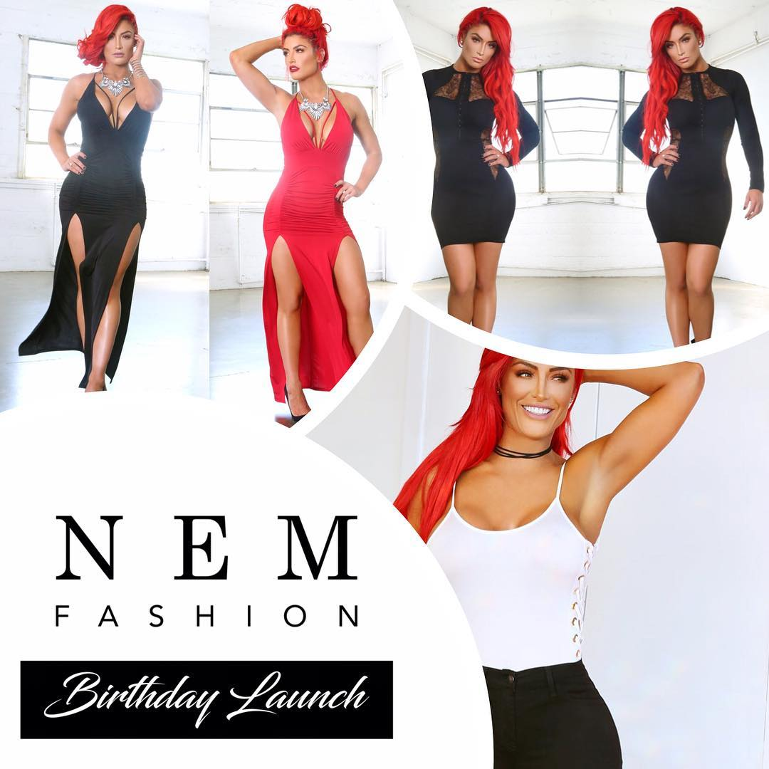 Eva Marie NEM Style Label