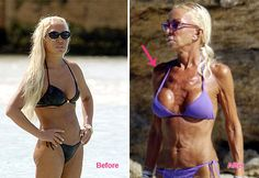 Donatella Versace Boob Job Failed Pictures