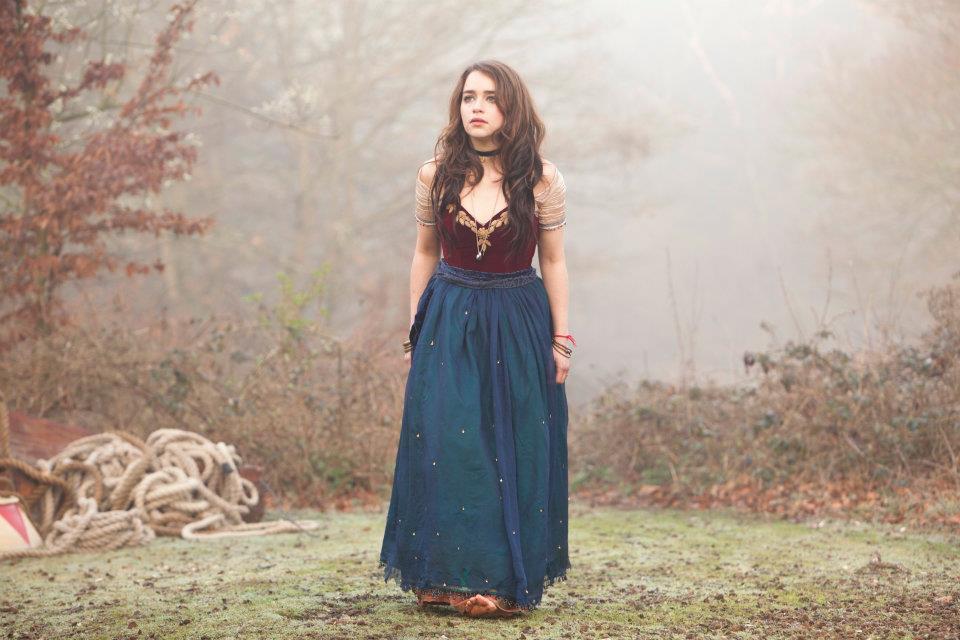 Emilia Clarke 2012 Shackled