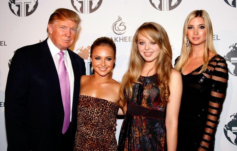 Tiffany Trump 2008 Trump Tower The Golden State