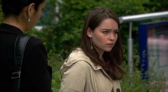 Emilia Clarke 2009 Medical Professionals TELEVISION Program