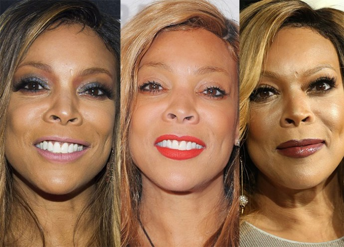 Wendy Williams lips