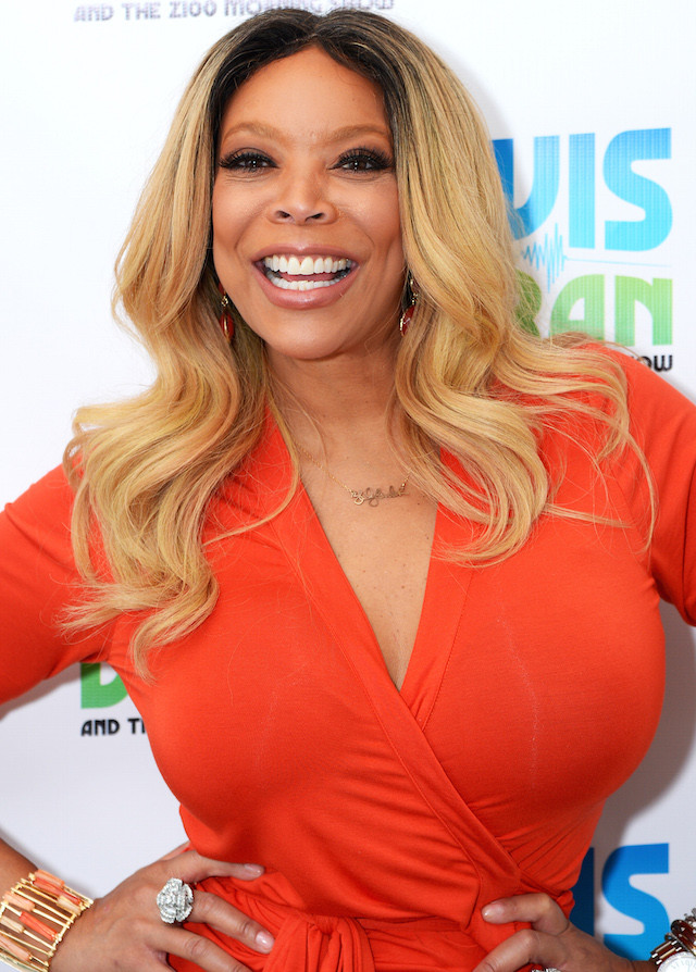 Wendy Williams 2016 Elvis Duran Program