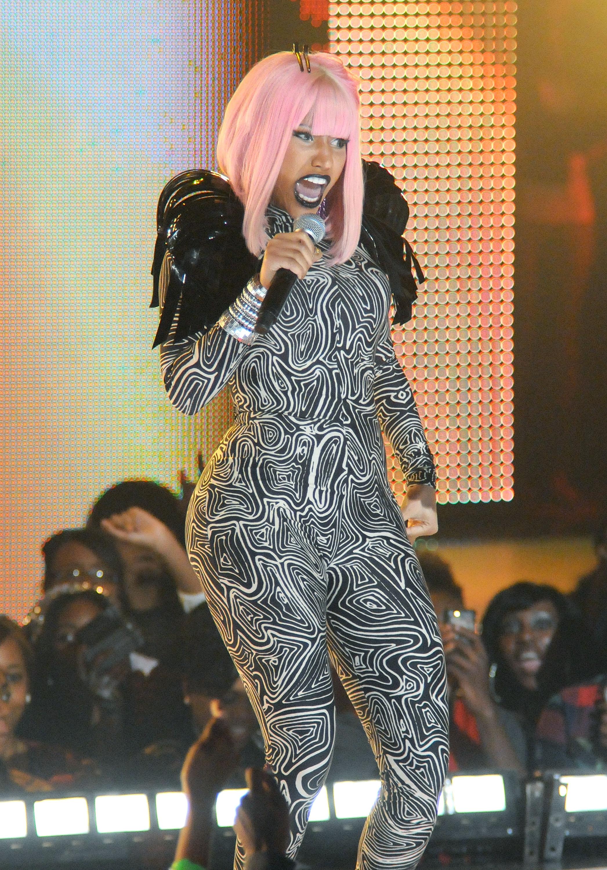 Nicki Minaj 2010