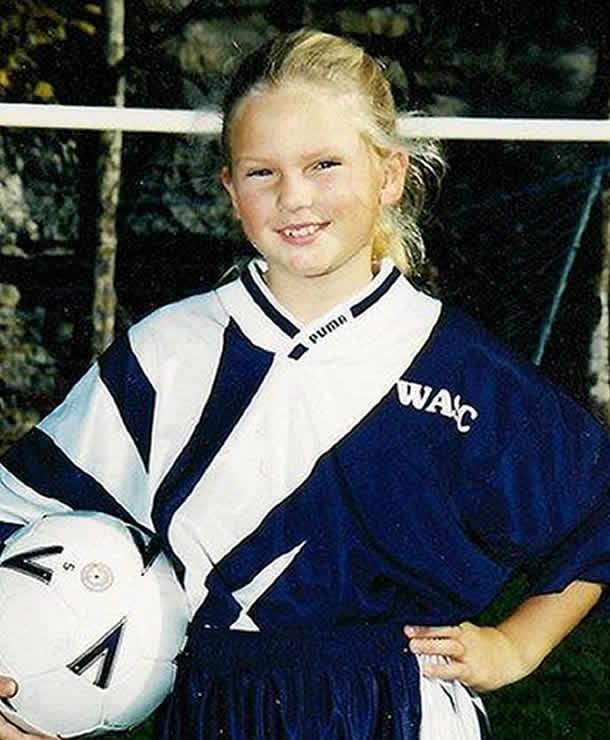 Taylor Swift 1996