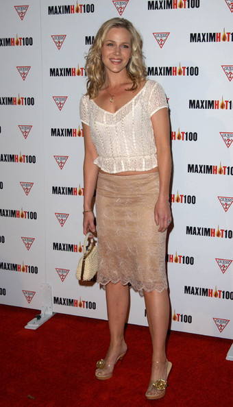 2002 Maxim Hot 100 list Party