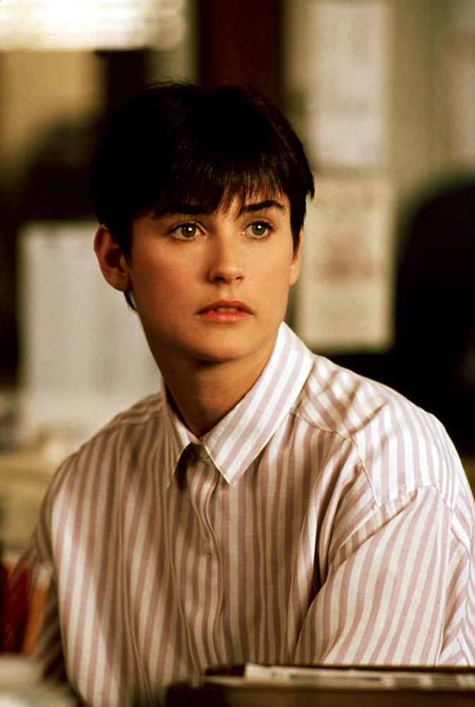 GHOST, Demi Moore, 1990