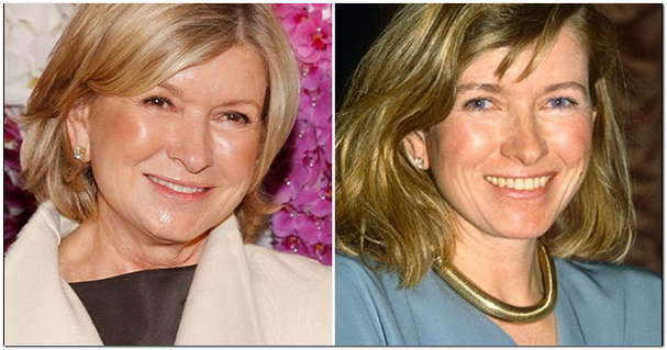 Martha Stewart Plastic Surgery – Before After Photos