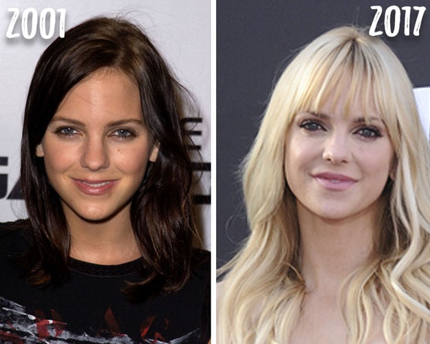 Anna Faris Boob Job – Before After Photos