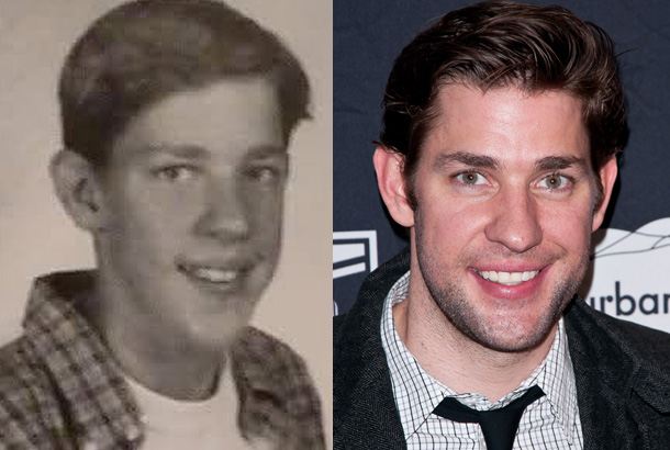John Krasinski Nose Job – Before & After Pics