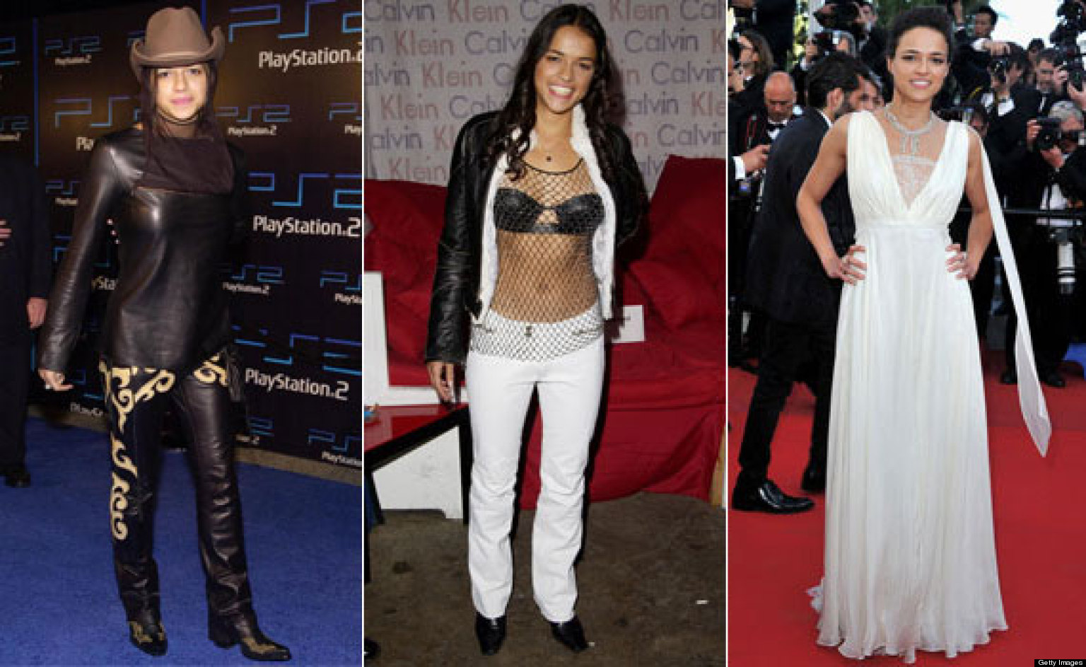 Michelle Rodriguez Plastic Surgery Before After Pics
