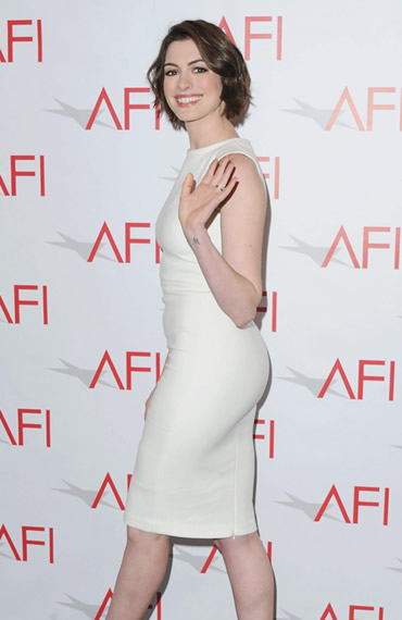 Anne Hathaway in 2015