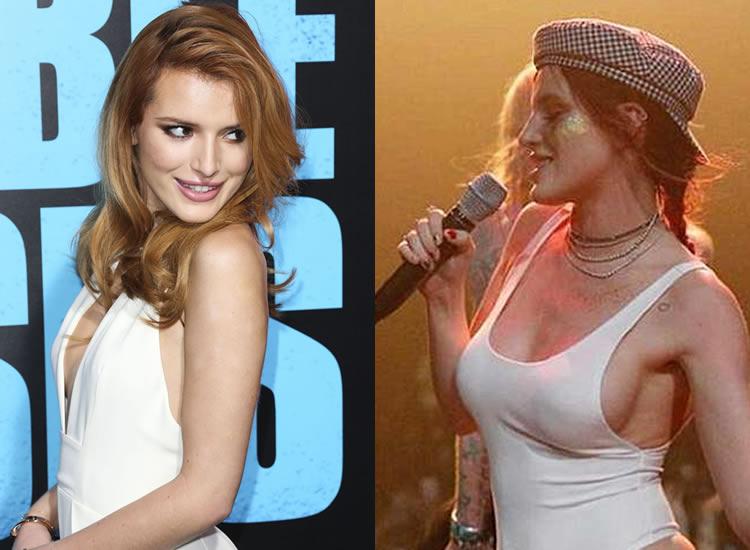 Did Bella Thorne Get A Boob Job?