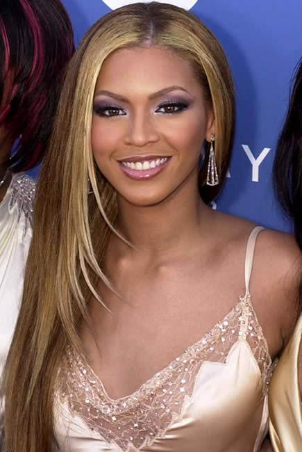 Beyonce 2001
