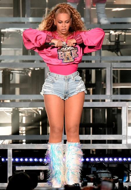 Beyonce 2018