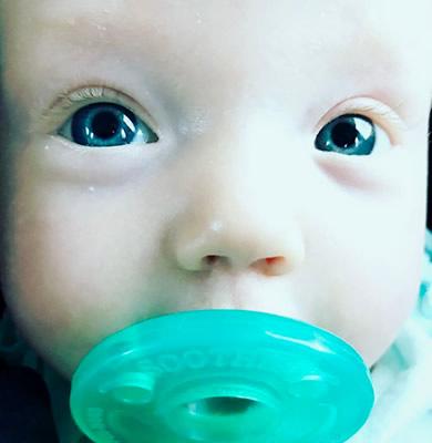 Camilla Luddington's Baby Daughter