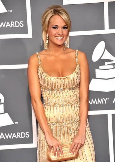Carrie Underwood in 2009