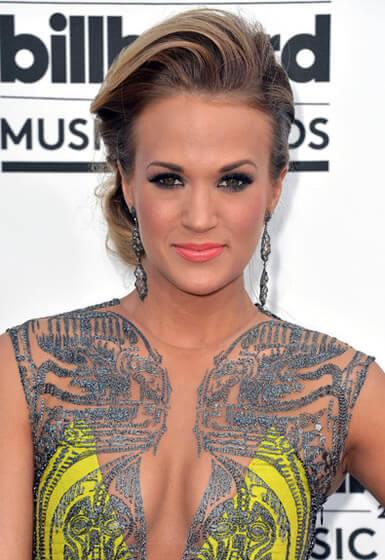 Carrie Underwood in 2014