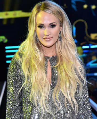 Carrie Underwood in 2018