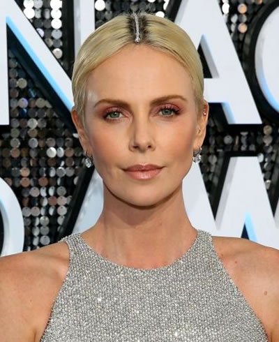 Charlize in 2020