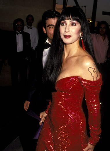 Cher 1990