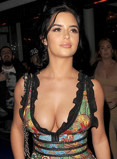 Demi Rose Mawby 2018