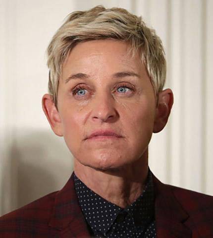 Ellen Degeneres 2018
