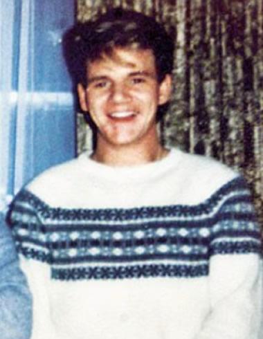 Gordon Ramsay 1980s