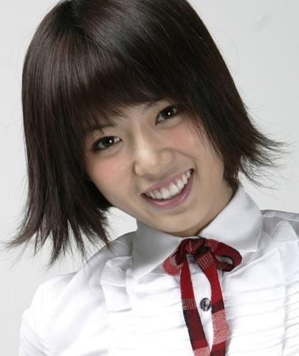 Hyuna in 2007