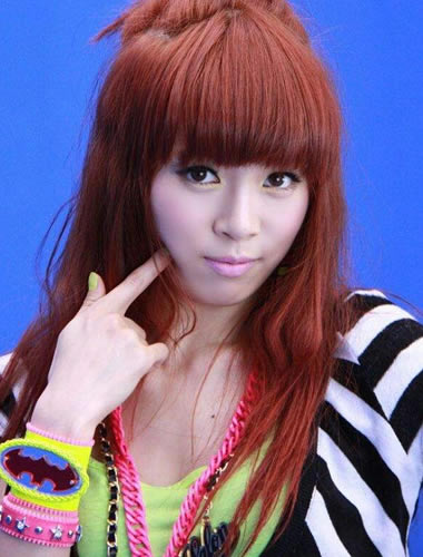 Hyuna 2009
