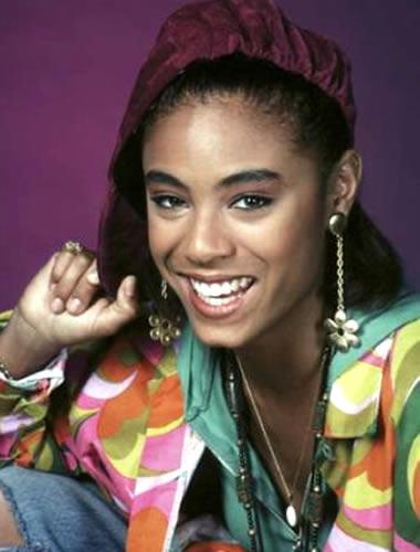 Jada Pinkett 1990