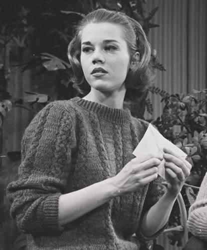 Jane Fonda 1950s